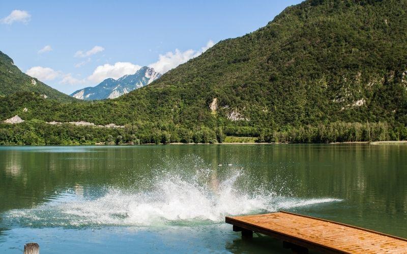 Jezera za kopanje v Sloveniji