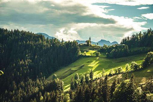 Turistične kmetije Logarska dolina
