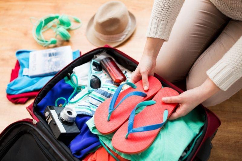 Kako izbrati potovalni kovček